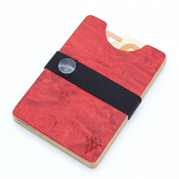 Bimbesbox Riegelahorn Rot